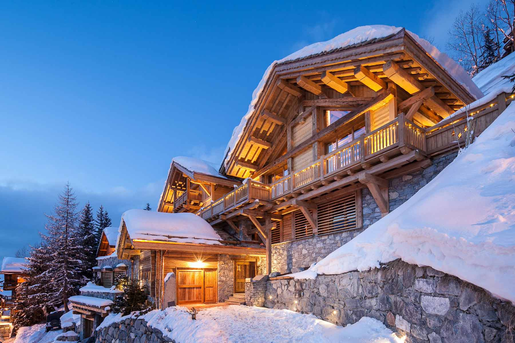 Méribel - France - Chalet, 9 rooms, 6 bedrooms - Slideshow Picture 1