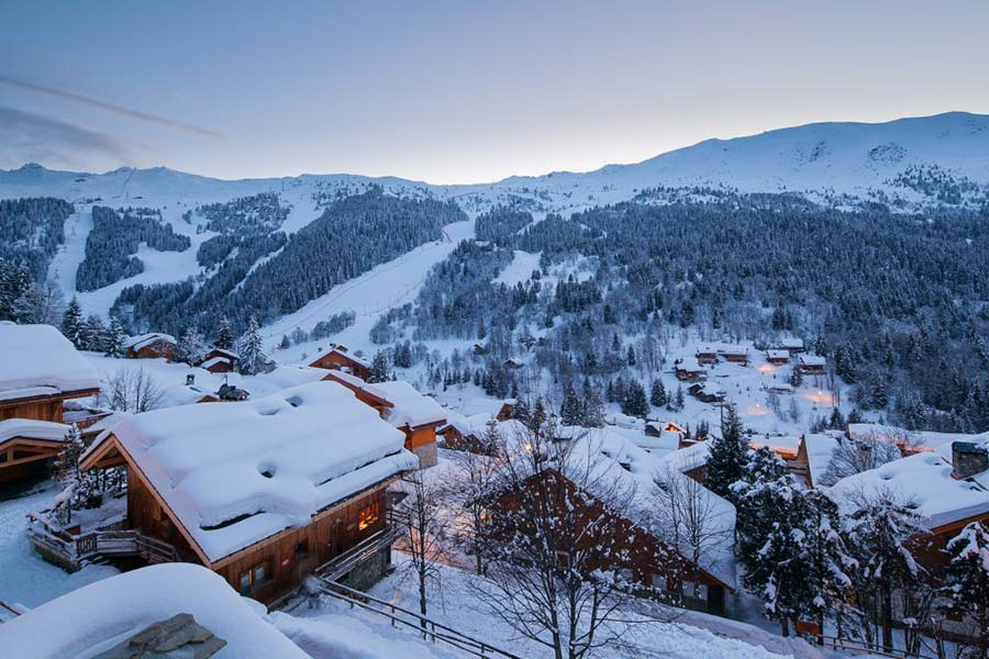 Meribel: Jewel of the 3 Vallées